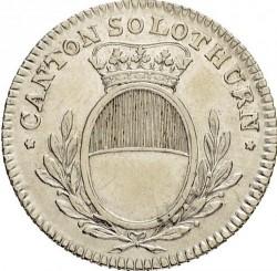 Кованица > 5batzen, 1809-1811 - Кантони Швајцарске  - obverse