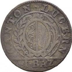Moneta > 1batzen, 1804-1806 - Cantoni della Svizzera  - obverse