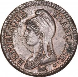 سکه > 2decimes, 1795-1796 - فرانسه  - obverse