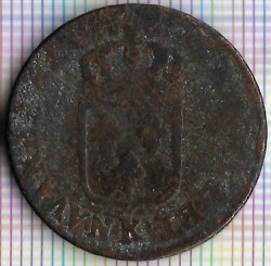 Монета > 1сол, 1777-1791 - Франция  - reverse