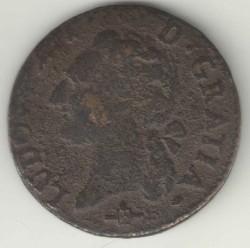 Pièce > 1liard, 1777-1792 - France  - obverse