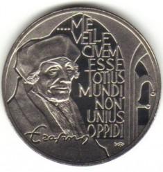 Munt > 2½ECUs, 1991 - Nederland  (Erasmus of Rotterdam) - obverse