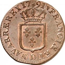 錢幣 > 1索爾, 1777-1791 - 法國  - reverse