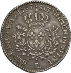 Moneta > 24soles, 1775-1790 - Francia  - reverse