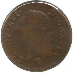 Moneta > 1sol, 1777-1791 - Francia  - obverse