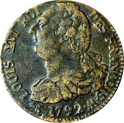 錢幣 > 2索爾, 1791-1793 - 法國  - obverse