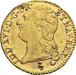 錢幣 > 1多爾, 1785-1792 - 法國  - obverse