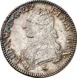 Moneta > 1ECU, 1774-1792 - Francia  - obverse