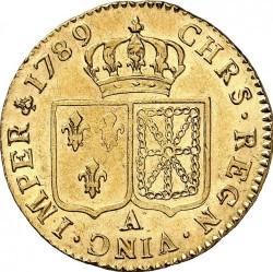 錢幣 > 1多爾, 1785-1792 - 法國  - reverse