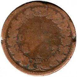 سکه > 1decime, 1795-1800 - فرانسه  - obverse