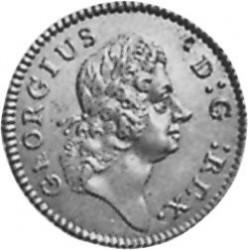 Moeda > 1farthing, 1722 - Irlanda  - obverse