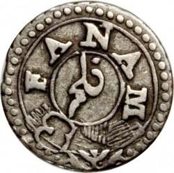 Moneta > 1fanamas, 1808 - Indija - Britų  - obverse