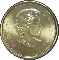 Moneda > 1dólar, 2017 - Canadá  (Boda) - obverse