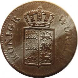 Moneta > 3kreuzer, 1842-1856 - Regno di Württemberg  - obverse
