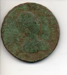 سکه > 1کرویزر, 1772-1779 - اتریش   - reverse