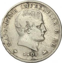 Moneta > 15soldi, 1808-1814 - Italia  - obverse