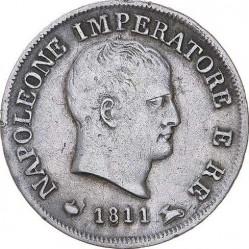 Монета > 10сольдо, 1808-1814 - Італія  - obverse