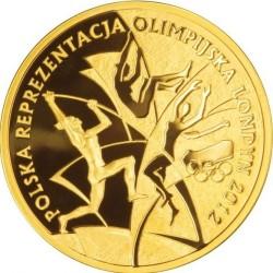 Moneda > 200zlotych, 2012 - Polonia  (XXX Juegos olímpicos de verano, Londres 2012) - reverse