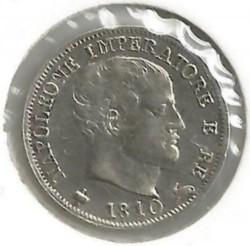 سکه > 5سولدی, 1808-1814 - ایتالیا  - reverse