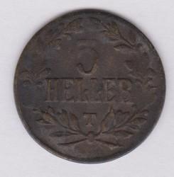 Монета > 5гелерів, 1916 - Германська Східна Африка  - reverse