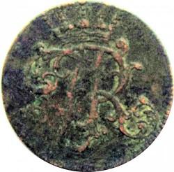 Moneta > 3pfennigi, 1761-1762 - Prusy  - obverse