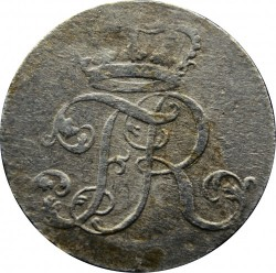 Moneda > 1/48taler, 1753-1757 - Prusia  - obverse