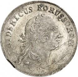 Moneta > 12groszy, 1758 - Prusy  - obverse