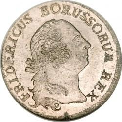 Moneda > ⅓reichsthaler, 1758-1759 - Prusia  - obverse