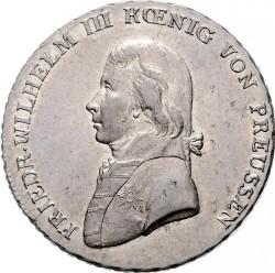 Pièce > 1thaler, 1797-1809 - Prusse  - obverse
