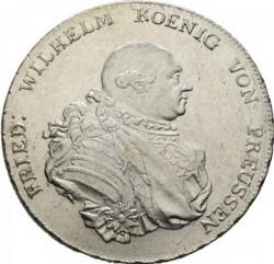 Moneta > 1reichsthaler, 1786-1791 - Prusy  - obverse