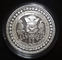 Монета > 1новыйсоль, 1994 - Перу  (Культура Мочика - Правитель Сипана) - obverse