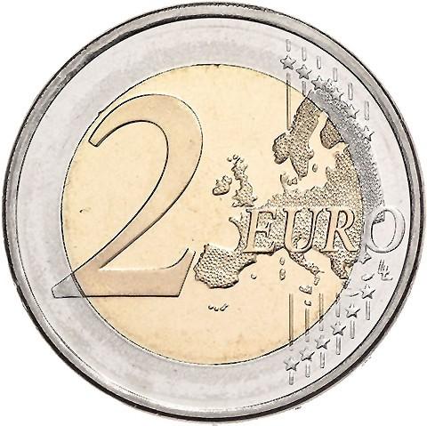 2 Euro 2018 Gian Lorenzo Bernini San Marino Münzen Wert Ucoinnet