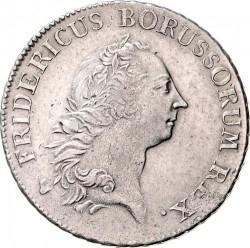 "Moneta > 1Reichstaler, 1765 - Prussia  (Mintmark ""D"") - obverse"