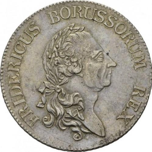 ⅓ Reichsthaler 1774 1786 Preussen Münzen Wert Ucoinnet