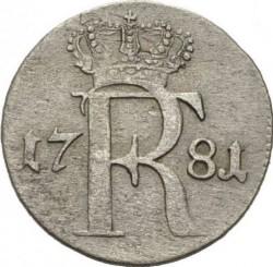 Pièce > 1/24thaler, 1764-1786 - Prusse  - obverse