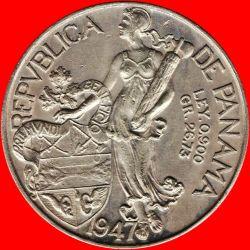 العملة > 1بالبوا, 1931-1947 - بنما  - obverse