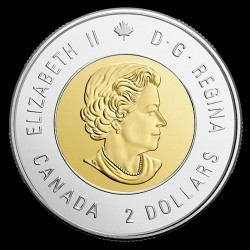 Coin > 2dollars, 2018 - Canada  (100th Anniversary - End of the First World War) - obverse