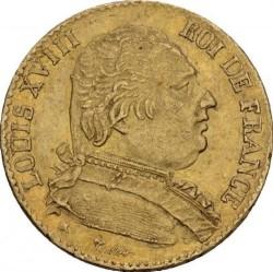 Монета > 20франков, 1814-1815 - Франция  - obverse