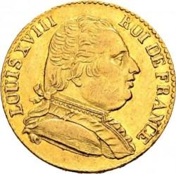 Coin > 20francs, 1814-1815 - France  - obverse