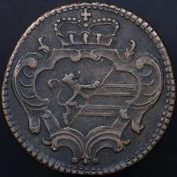 Moneta > 1soldo, 1733-1770 - Gorizia e Gradisca   - obverse