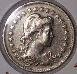 Moneda > 100réis, 1918-1935 - Brasil  - obverse