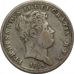 Moneta > 10grani, 1832-1835 - Dwie Sycylie  - obverse