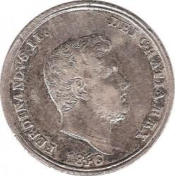 Кованица > 10grani, 1838-1848 - Две Сицилије  - obverse