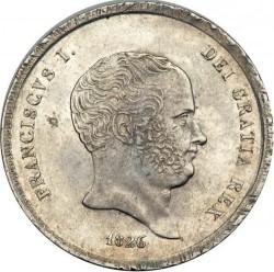 Кованица > 60grani, 1826 - Две Сицилије  - obverse