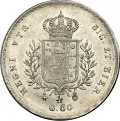 Кованица > 60grani, 1826 - Две Сицилије  - reverse