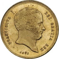 Кованица > 15ducat, 1825 - Две Сицилије  - obverse