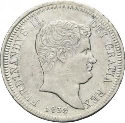 Кованица > 60grani, 1835-1839 - Две Сицилије  - obverse