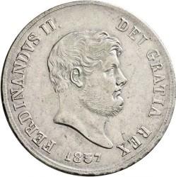 Кованица > 120grani, 1851-1859 - Две Сицилије  - obverse
