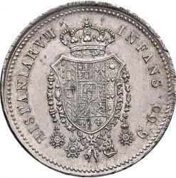 Кованица > 60grani, 1818 - Две Сицилије  - reverse