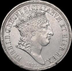 Moneta > 120grani, 1817-1818 - Dwie Sycylie  - obverse